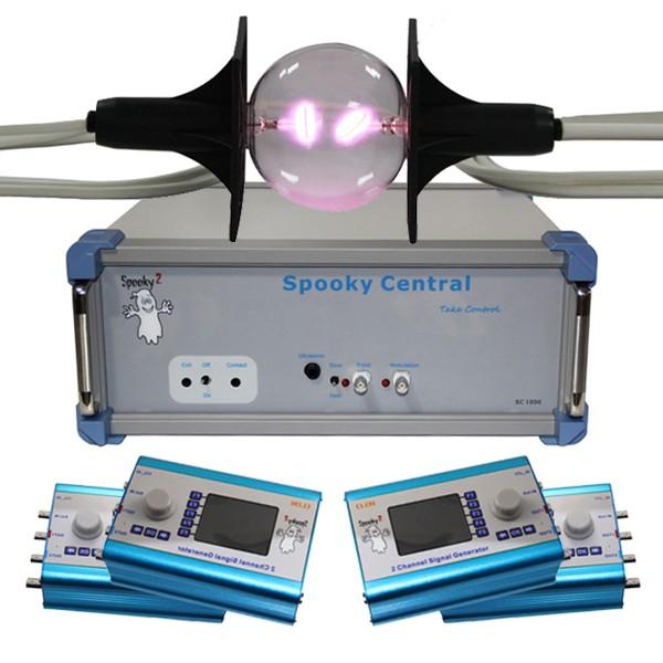 Kit Spooky Central Avanzato con Tubo al Plasma Phanotron