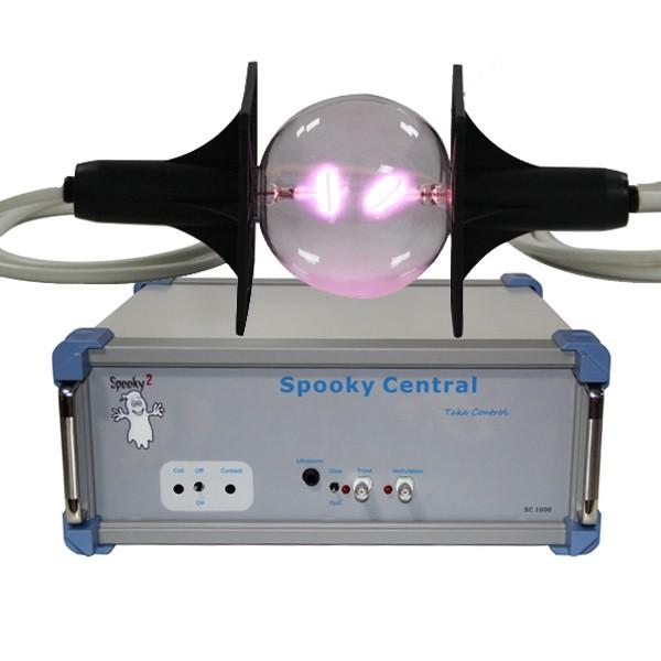 Kit Spooky Central con Tubo al Plasma Phanotron