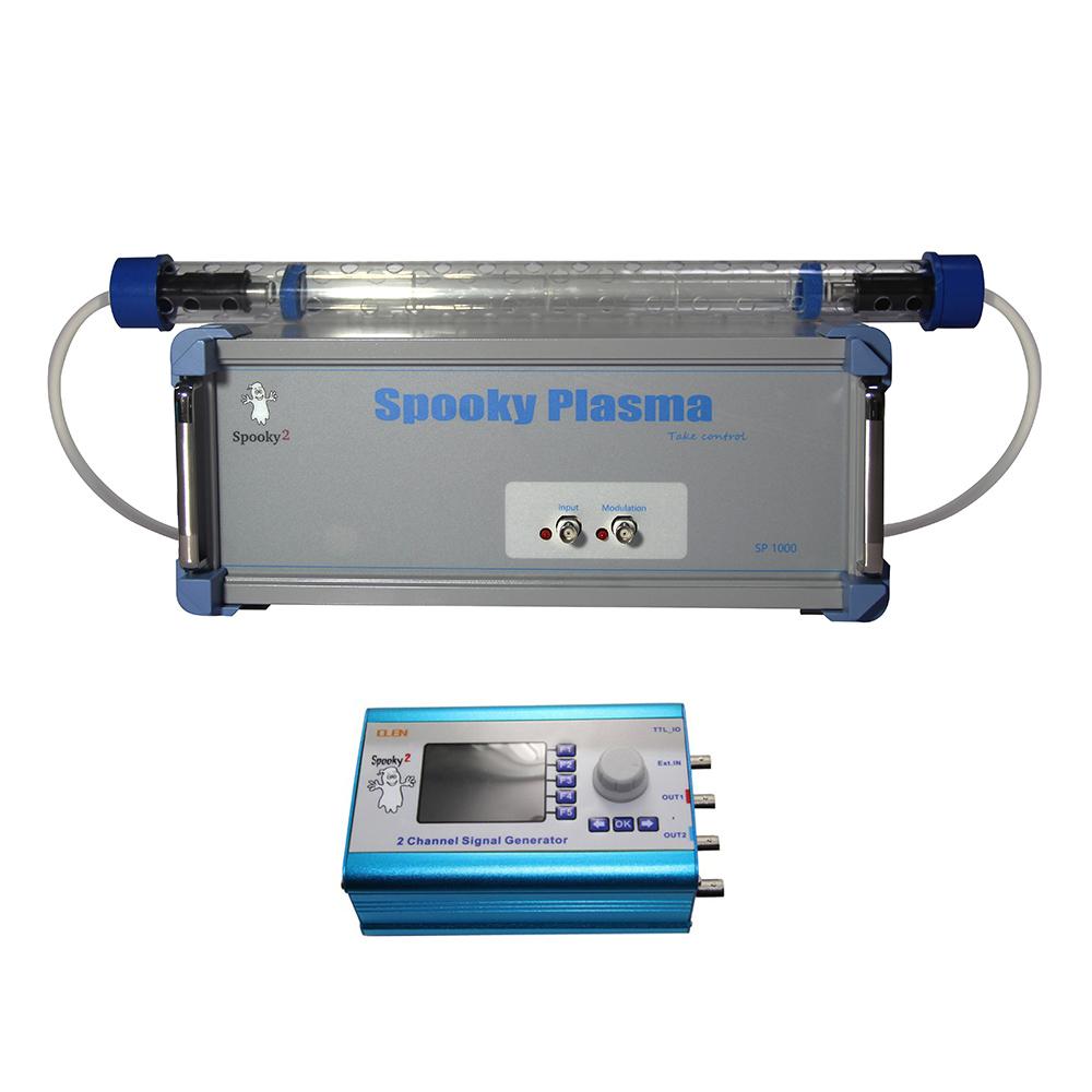 Kit Spooky2 Plasma con un Generatore