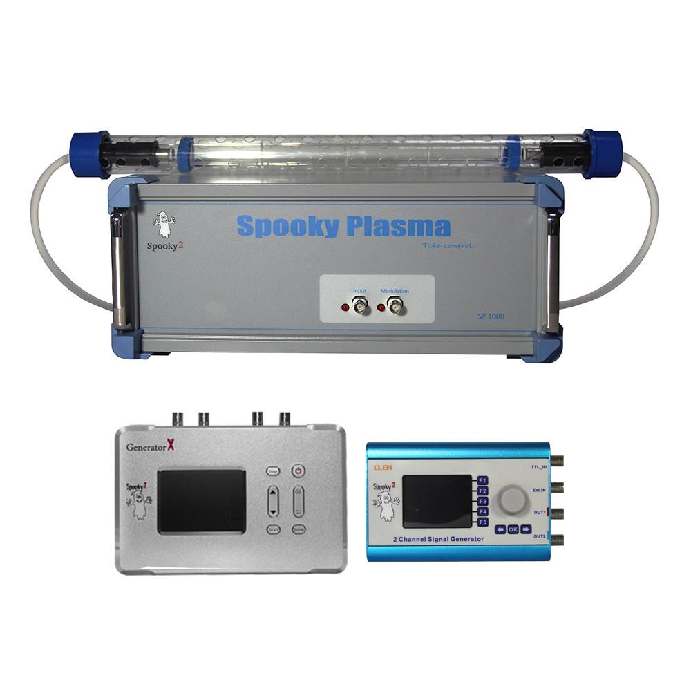 Kit Spooky2 Plasma con GeneratoreX
